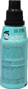 Betadine 10%, solution vaginale