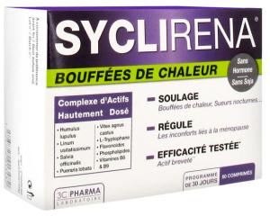 3c pharma syclirena 60 comprimés