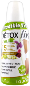 3 chênes smoothie vegan détoxlim 500 ml
