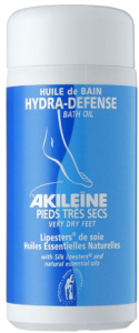 Akileïne huile de bain hydra-défense 150 ml