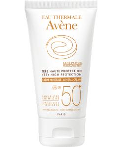 Avène solaire crème minérale spf 50+ visage 50 ml