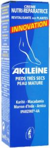 Akileïne crème nutri-réparatrice 50 ml
