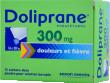 Doliprane 300 mg, poudre pour solution buvable en sachet-dose