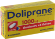 Doliprane 1000 mg, comprimé