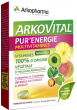 Arkopharma arkovital pur'énergie 30 comprimés