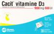 Cacit vitamine d3 1000 mg/880 ui, granulés effervescents pour solution buvable en sachet